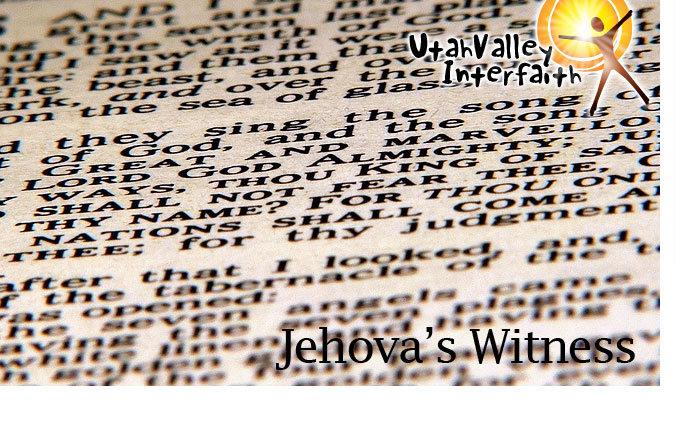 Jehovah's Witnesses - Utah Interfaith Association