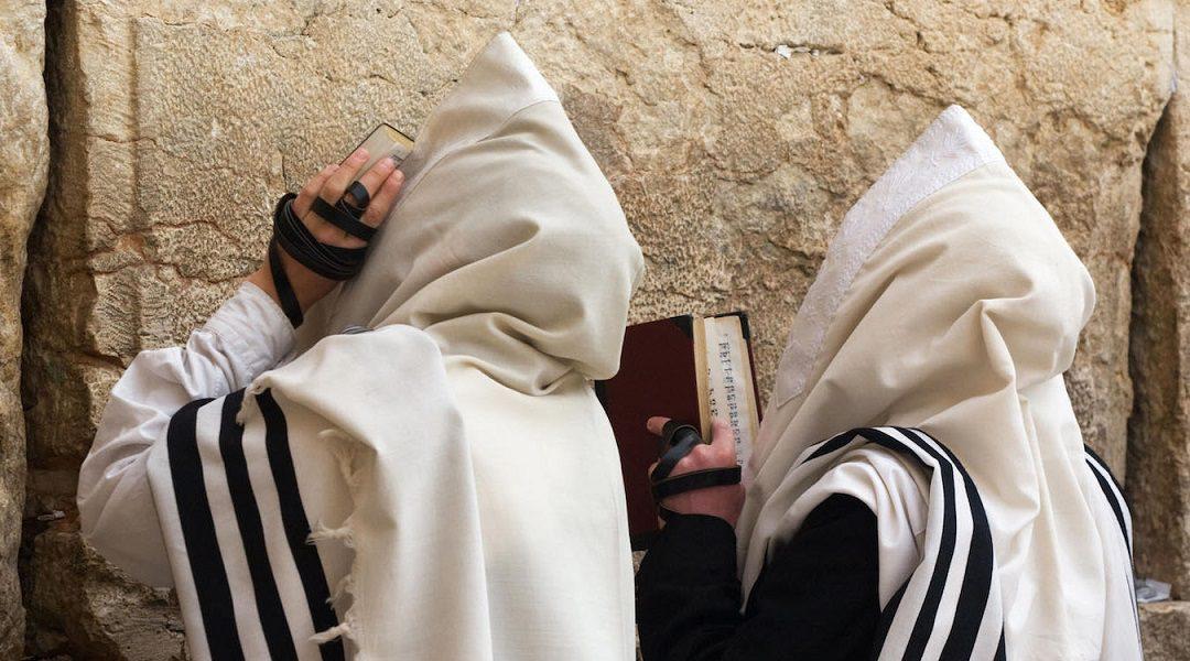 Jews Praying